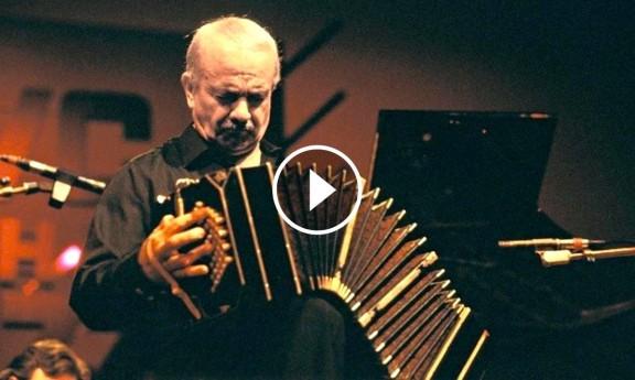 Astor Piazzolla i el libertango
