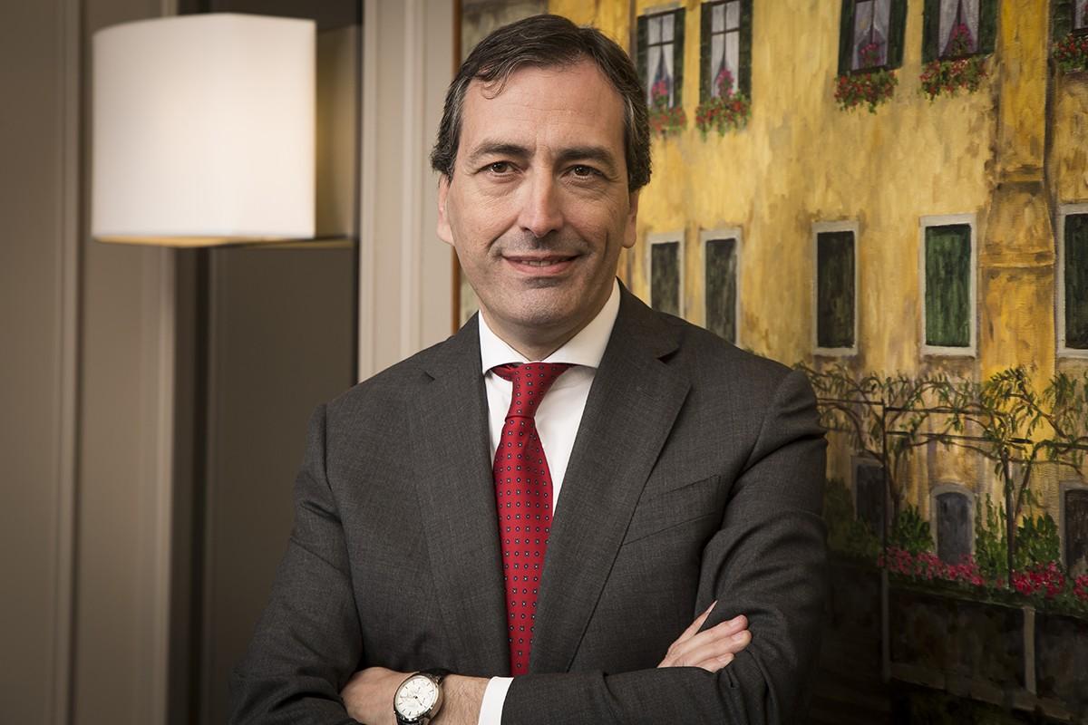 Josep Graells March, president de Vallformosa