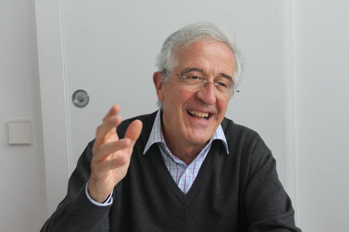 Ramon M. Nogués, en una imatge d'arxiu.