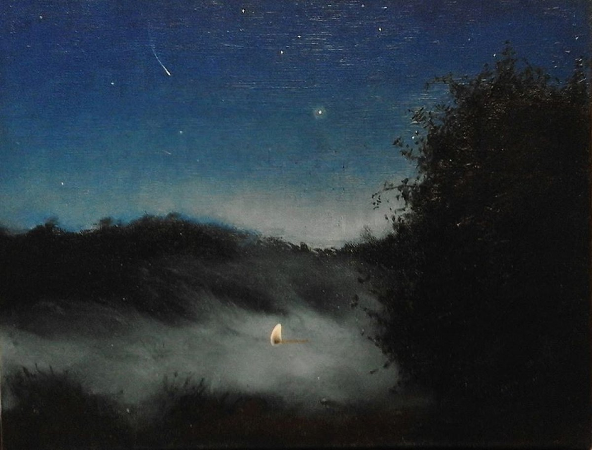 «El sot de la coma», de Perejaume
