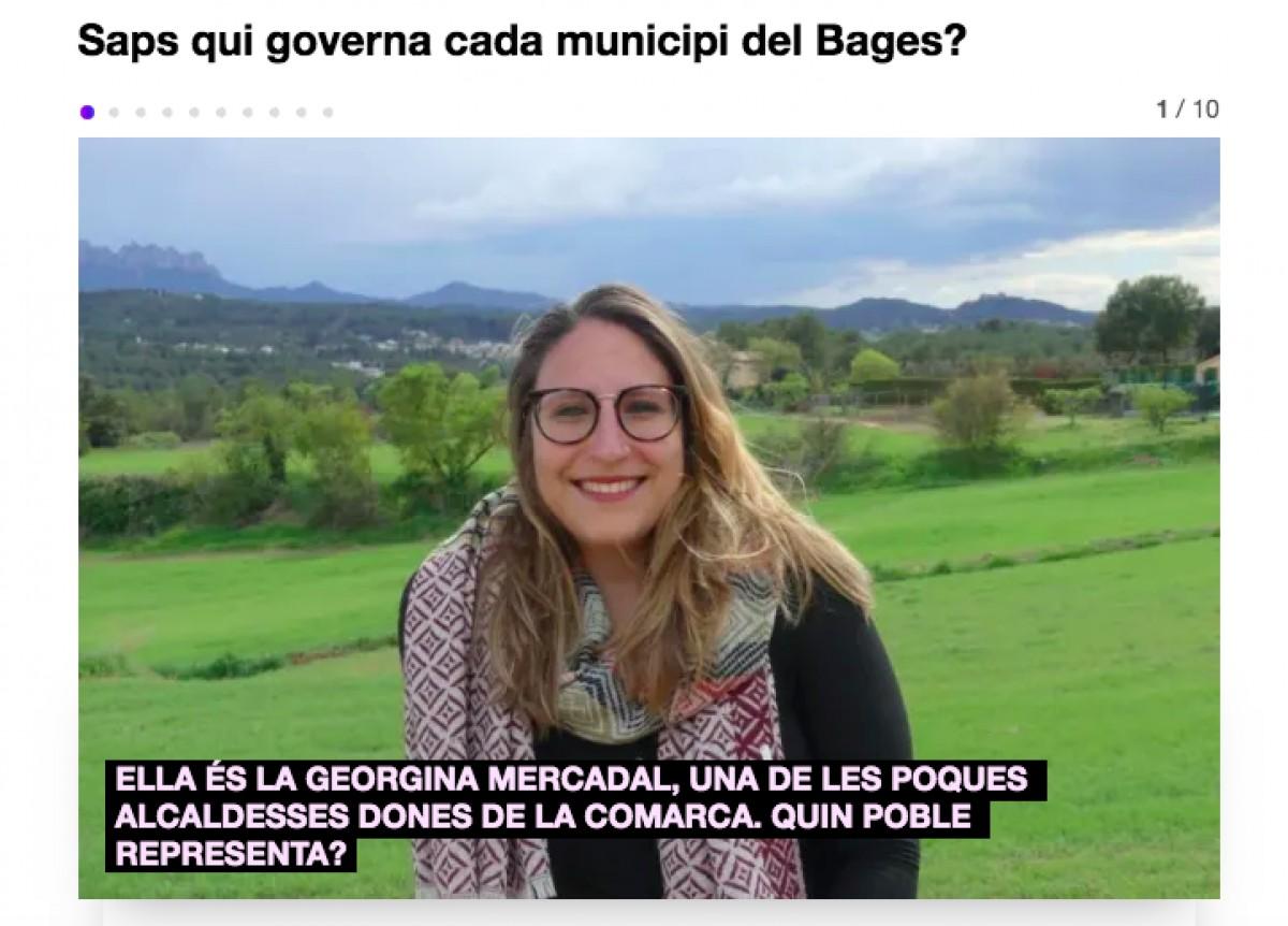 Reconeixes els alcaldes i alcaldesses actuals del Bages?