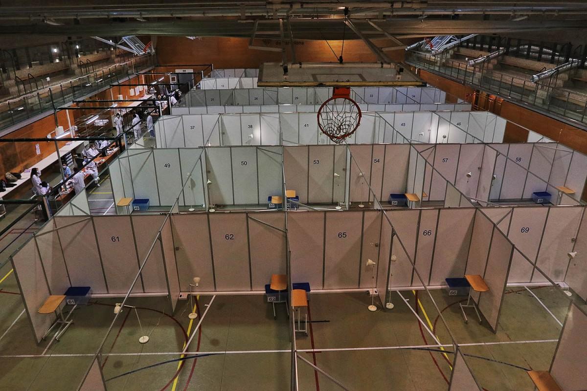 Transformació del centre esportiu Claror en ampliació de l'Hospital del Mar