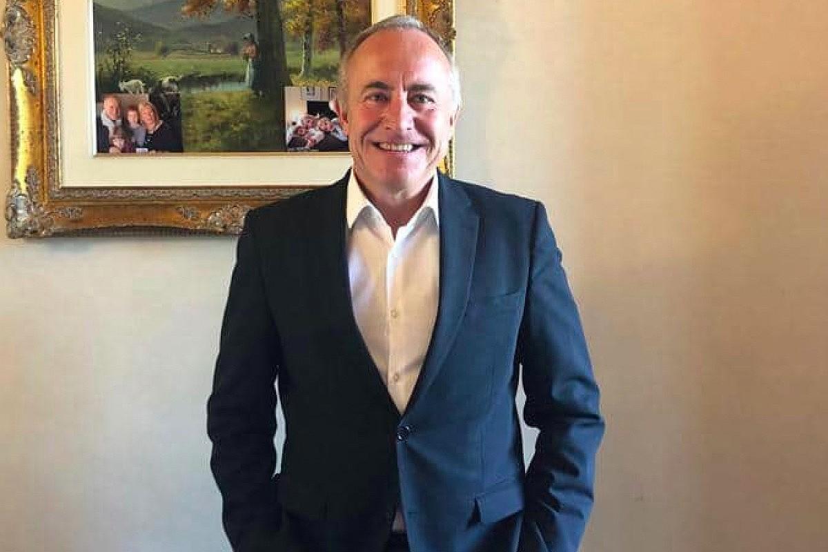 Francesc Santasusana, president del Col·legi de Mediadors d'Asssegurances de Barcelona
