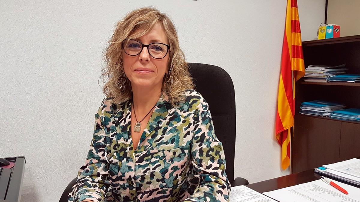 Mar Lleixà, directora territorial de Salut a les Terres de l'Ebre.