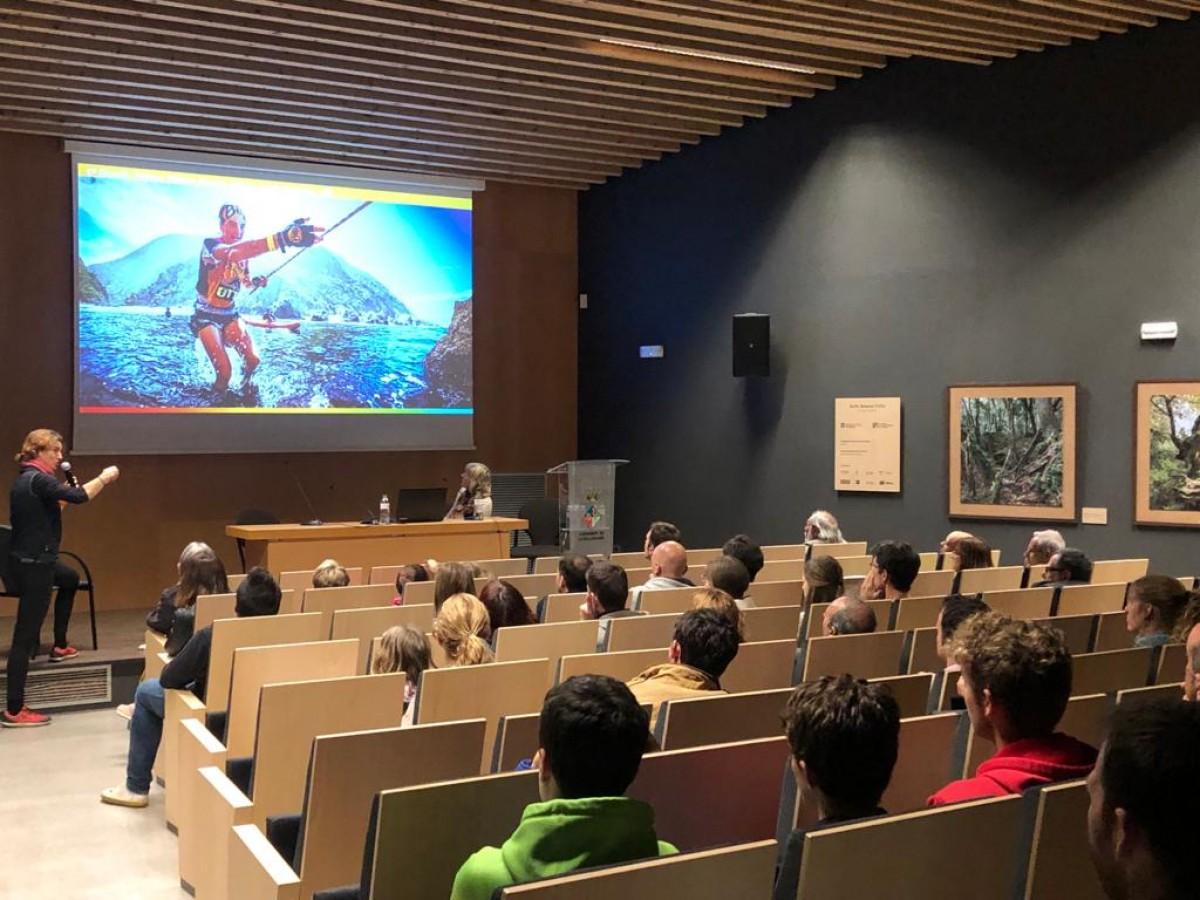 Can Trona acollirà enguany, com al 2019, el Bas Mountain Festival a la Vall d'en Bas.