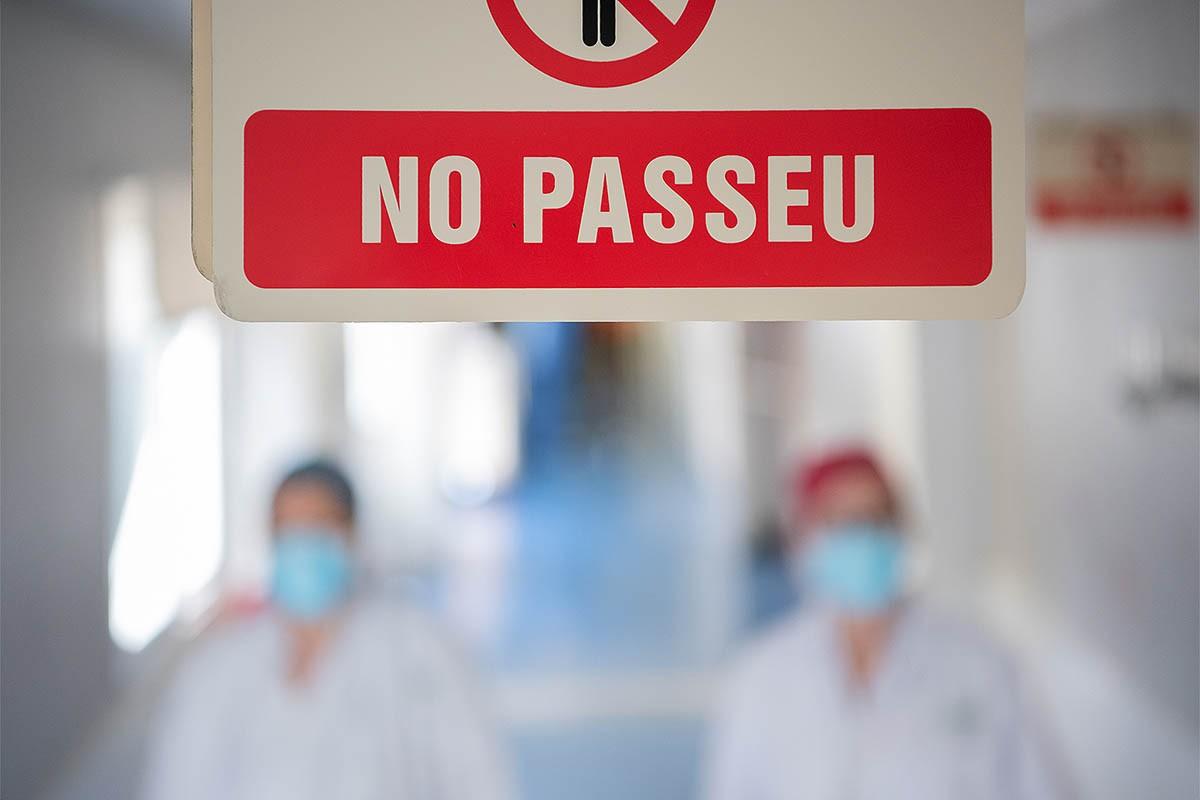 Metges de l'Hospital Clínic