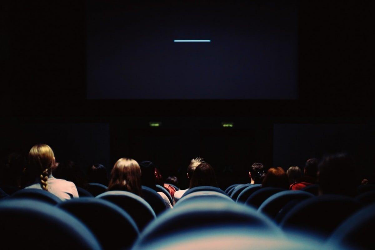 Espectadors en una sala de cinema