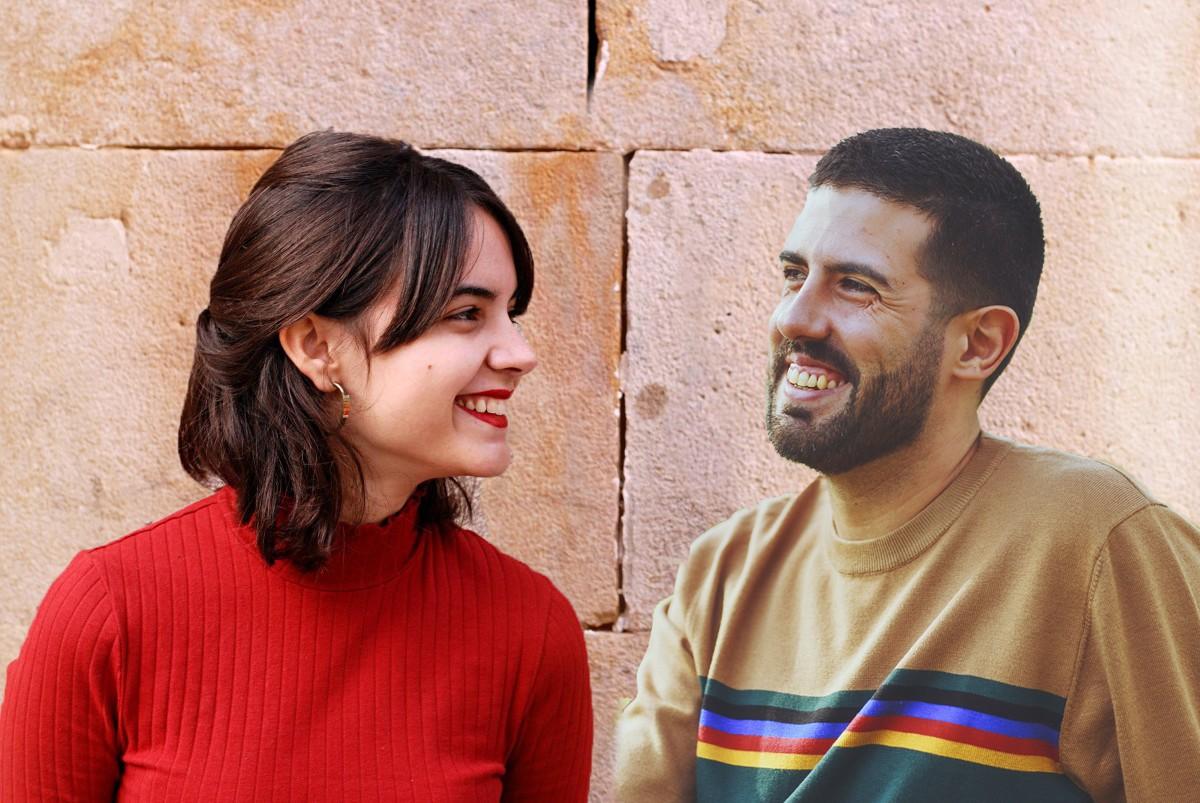 Adrià Salas i Clara Fiol