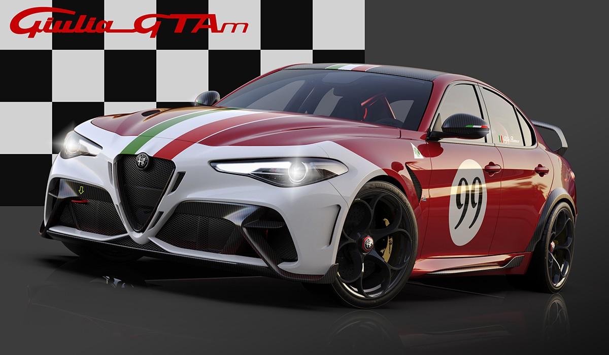 El projecte «Giulia GTA» s'ha concebut per oferir un nivell de personalització únic i exclusiu