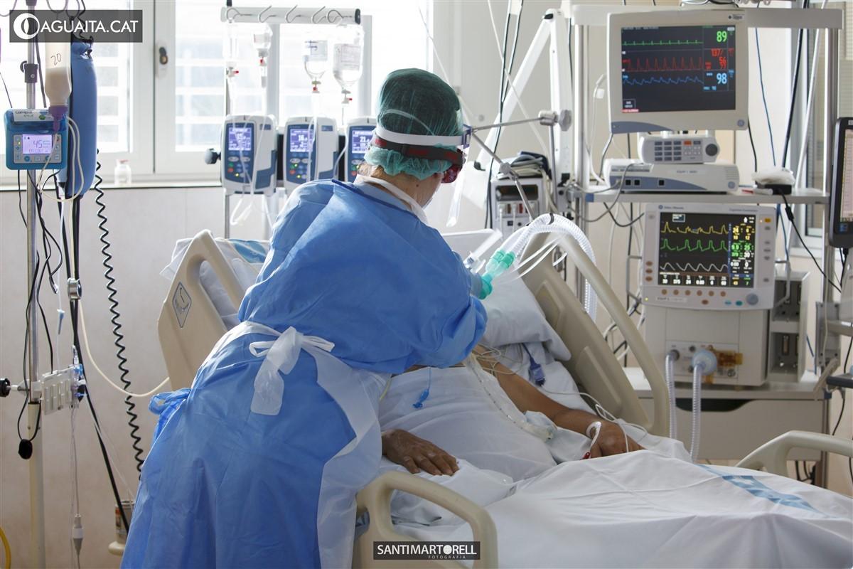UCI de l'Hospital Verge de la Cinta de Tortosa