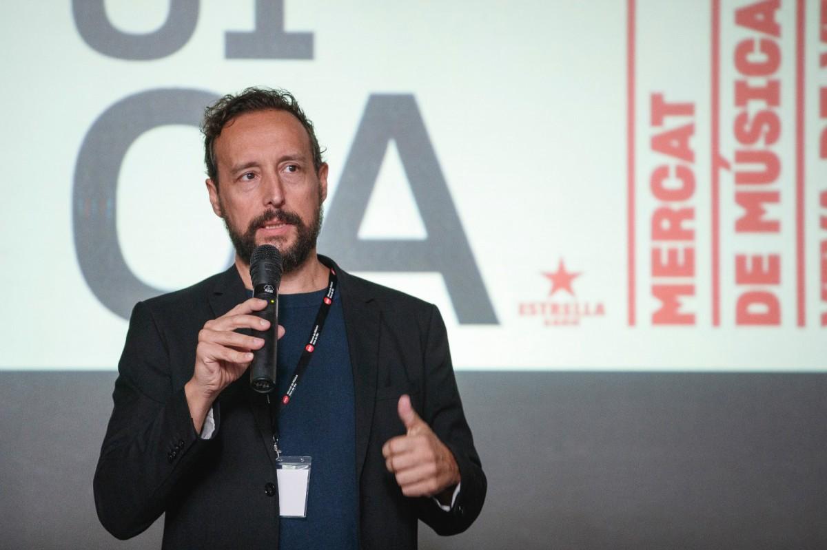 Marc Lloret, director del MMVV