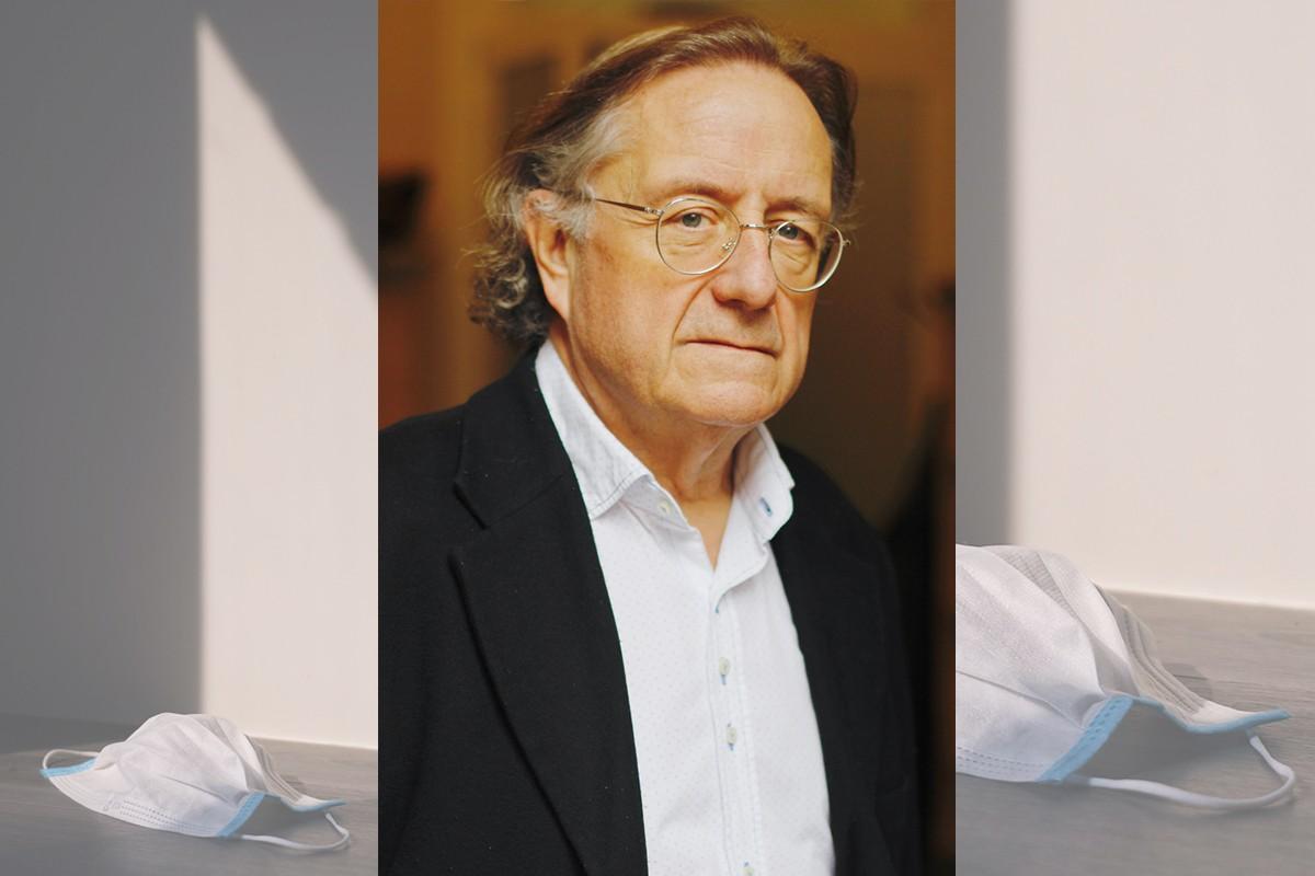 El filòsof Josep Ramoneda