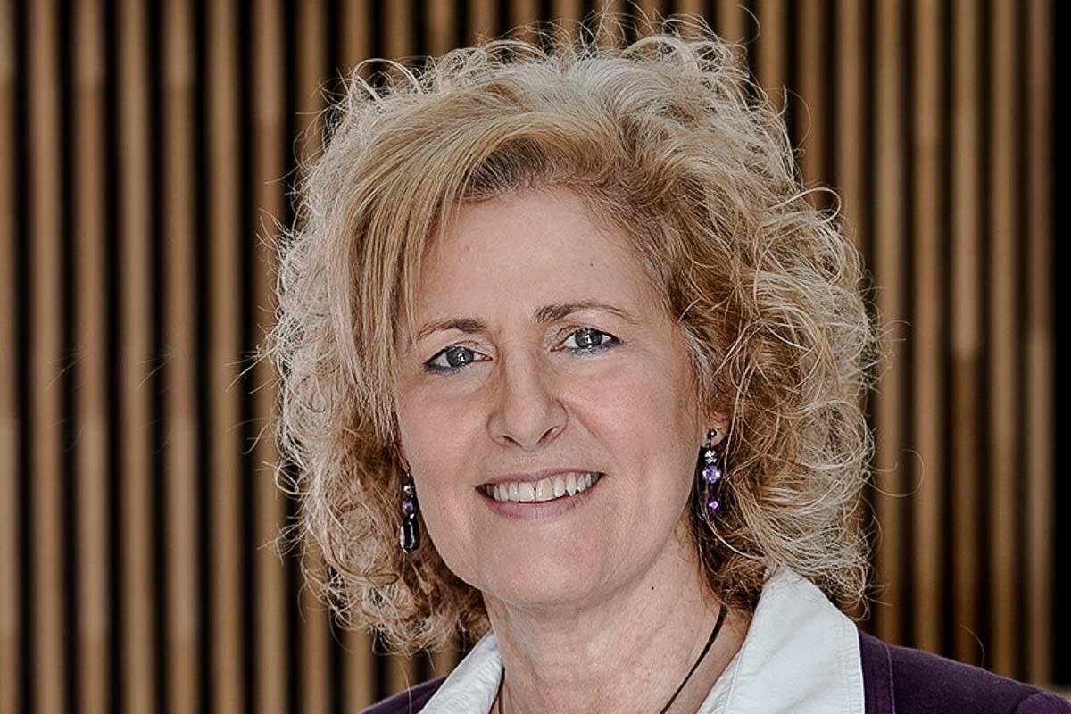 Núria Terribas, directora de la Fundació Grífols.