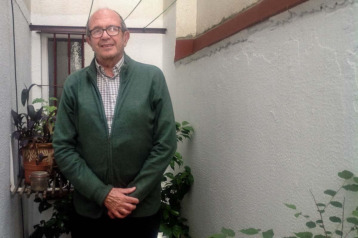 Jaume Cela, mestre i pedagog.