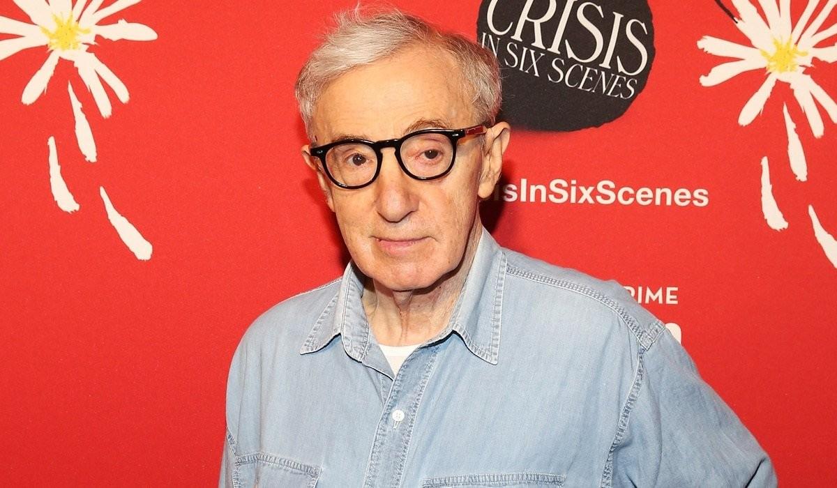 Woody Allen en una imatge d'arxiu