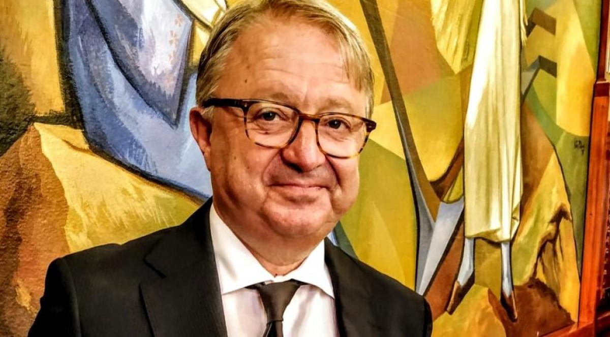 Paco Cerdà, regidor de Promoció Econòmica i Turisme
