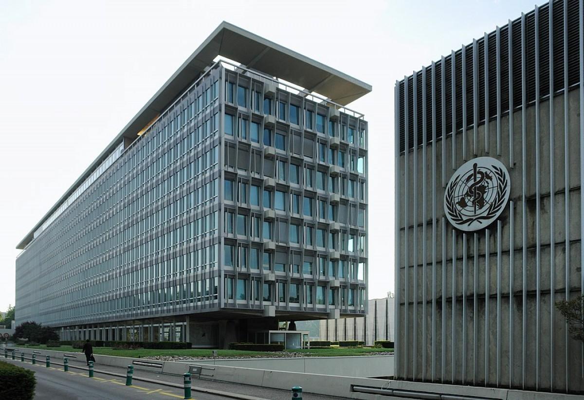 La seu de l'OMS a Ginebra