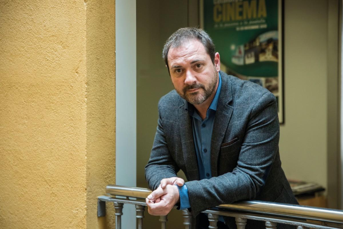 Miquel Curanta, director de l'ICEC
