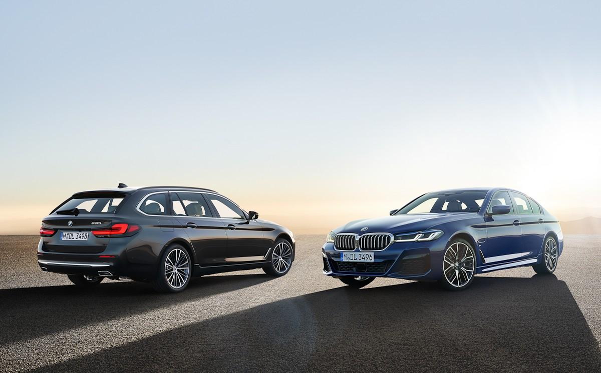 Nova Sèrie 5 de BMW. El 5 s'acosta al 7
