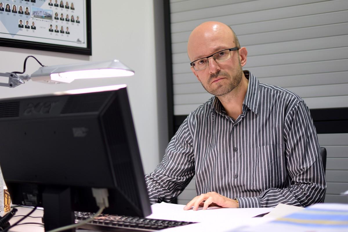 El doctor en Economia i professsor d'UManresa, Jordi Franch