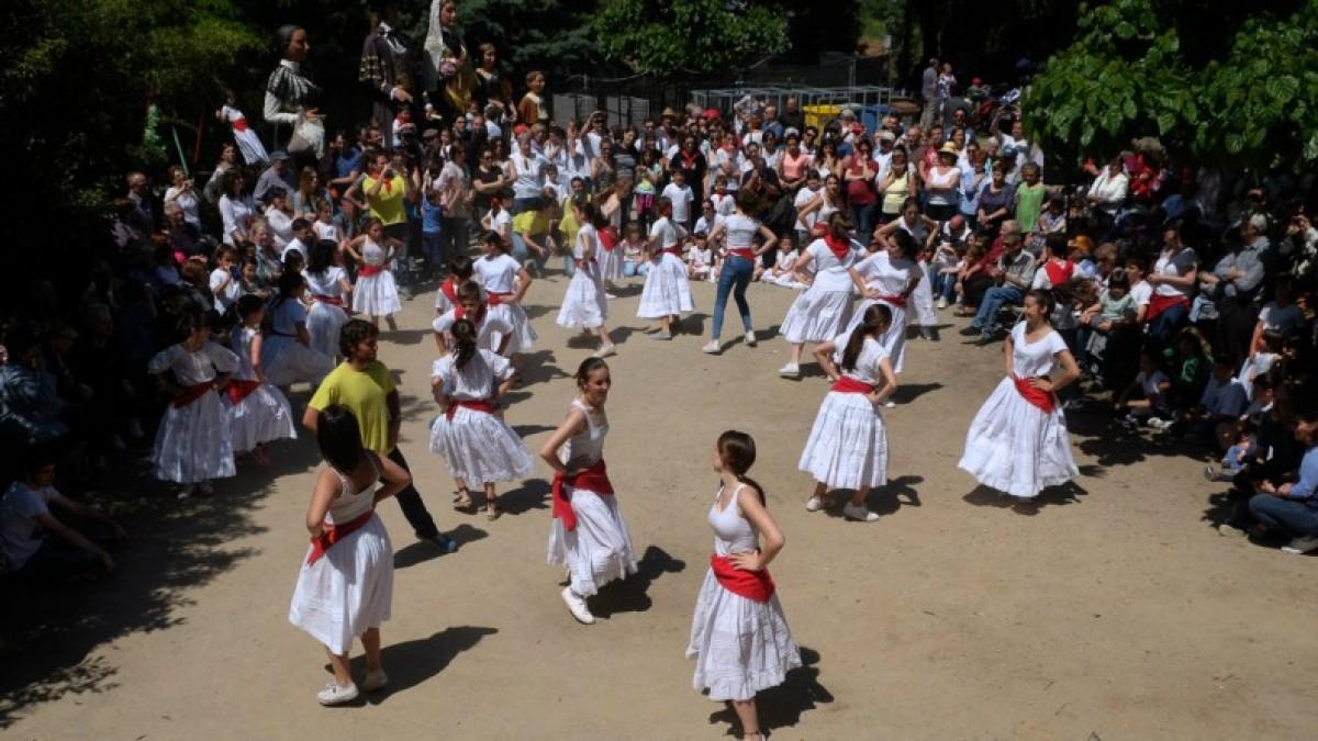 Imatge de la celebració de la Festa dels Xatos del 2019