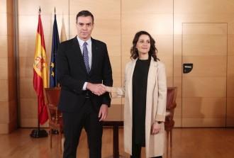 Sánchez pacta amb Ciutadans una recta final homogènia de la desescalada a tot l'Estat