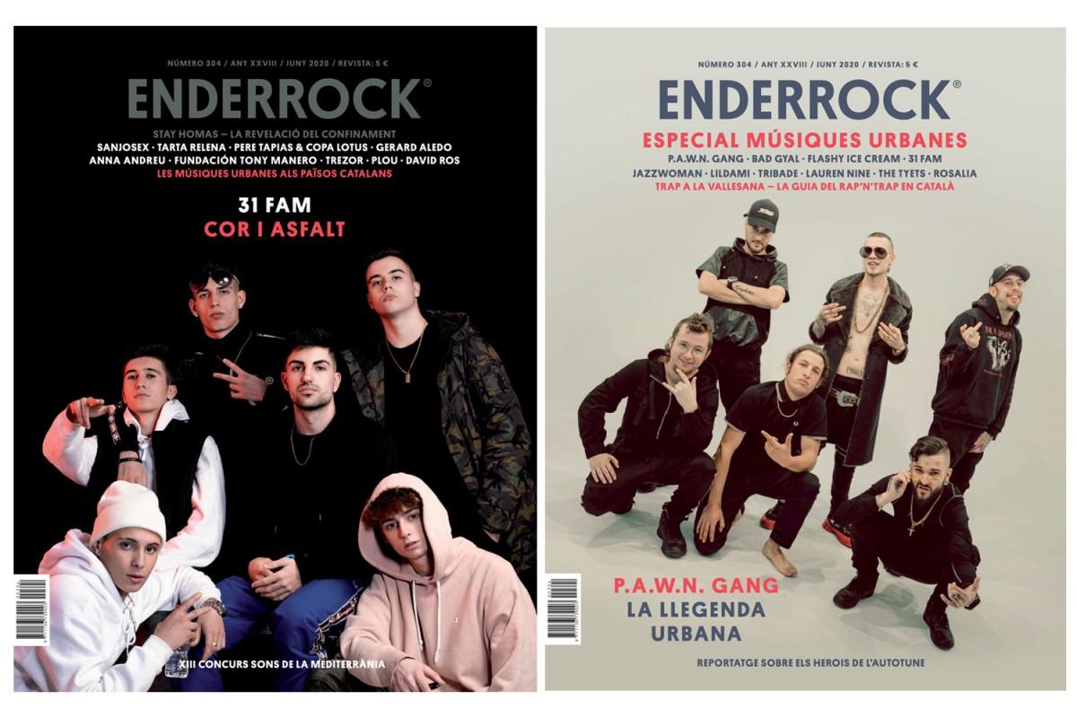 Portada Enderrock 303