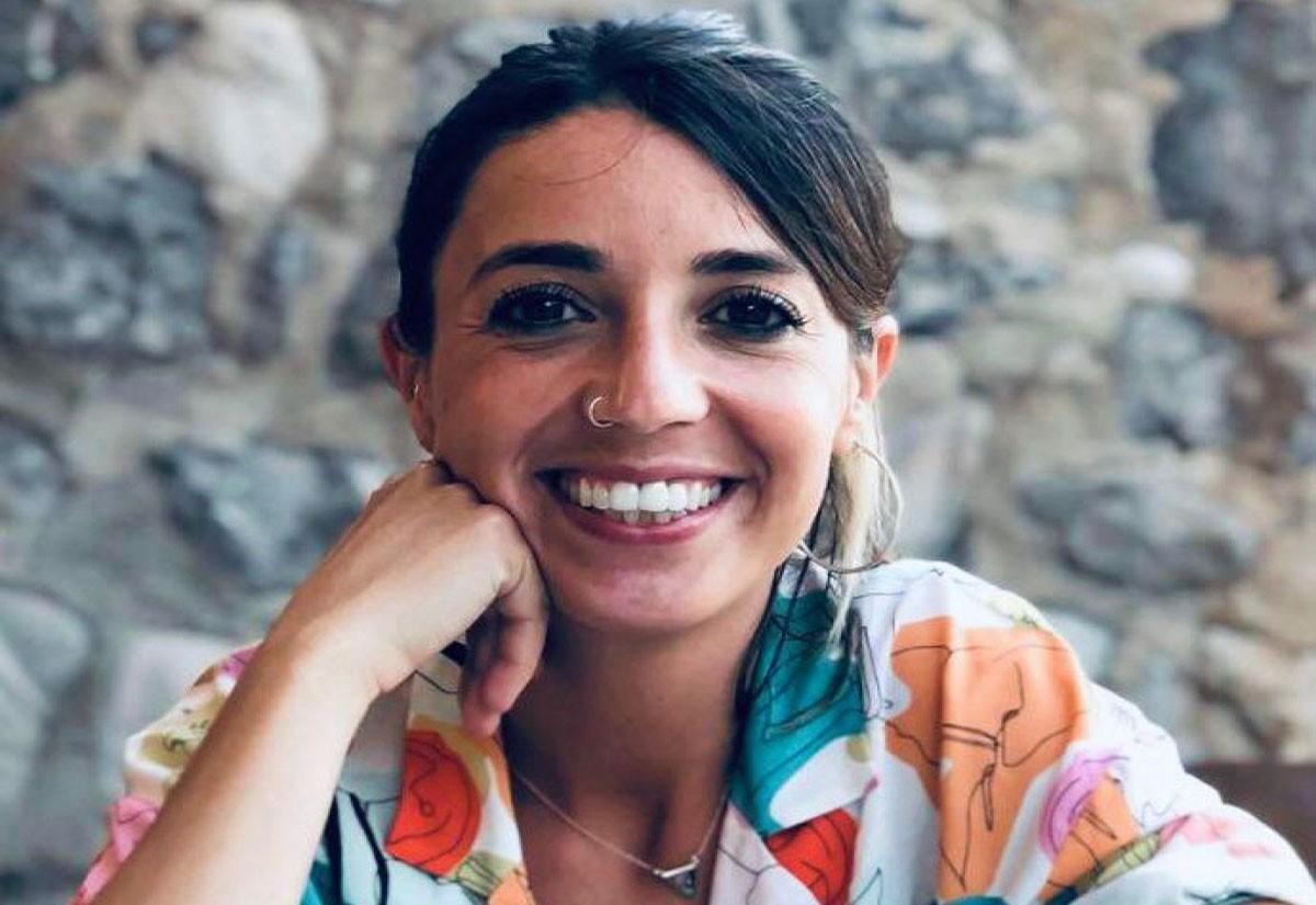La portaveu de la iniciativa sabadellenca, Maria Argudo