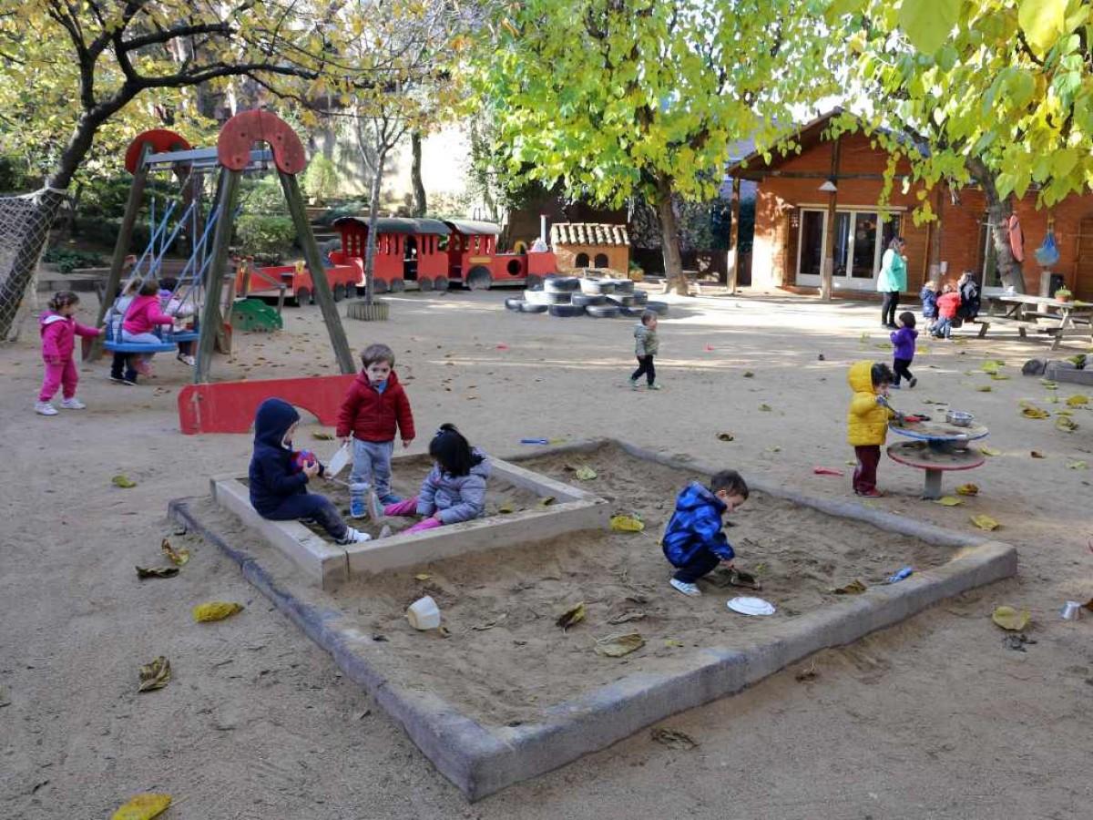 Escola bressol municipal de Sant Cugat.