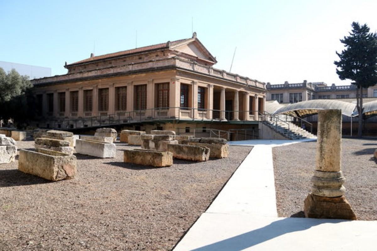 Conjunt monumental del Museu i Necròpolis Paleocristians de Tarragona