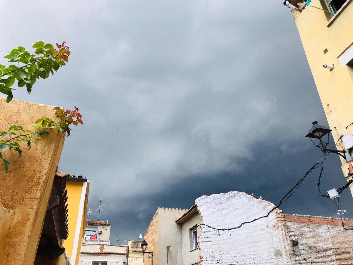 Tornen les pluges a Terrassa.
