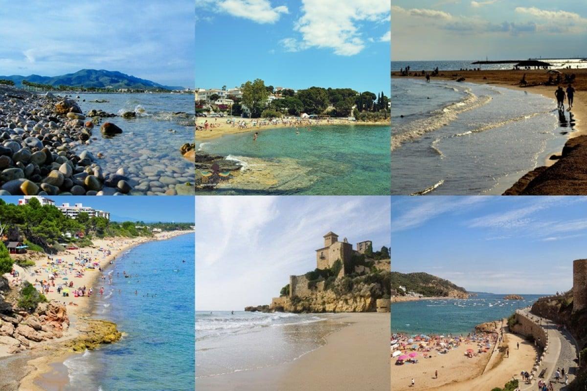 Catalunya té 95 platges amb bandera blava