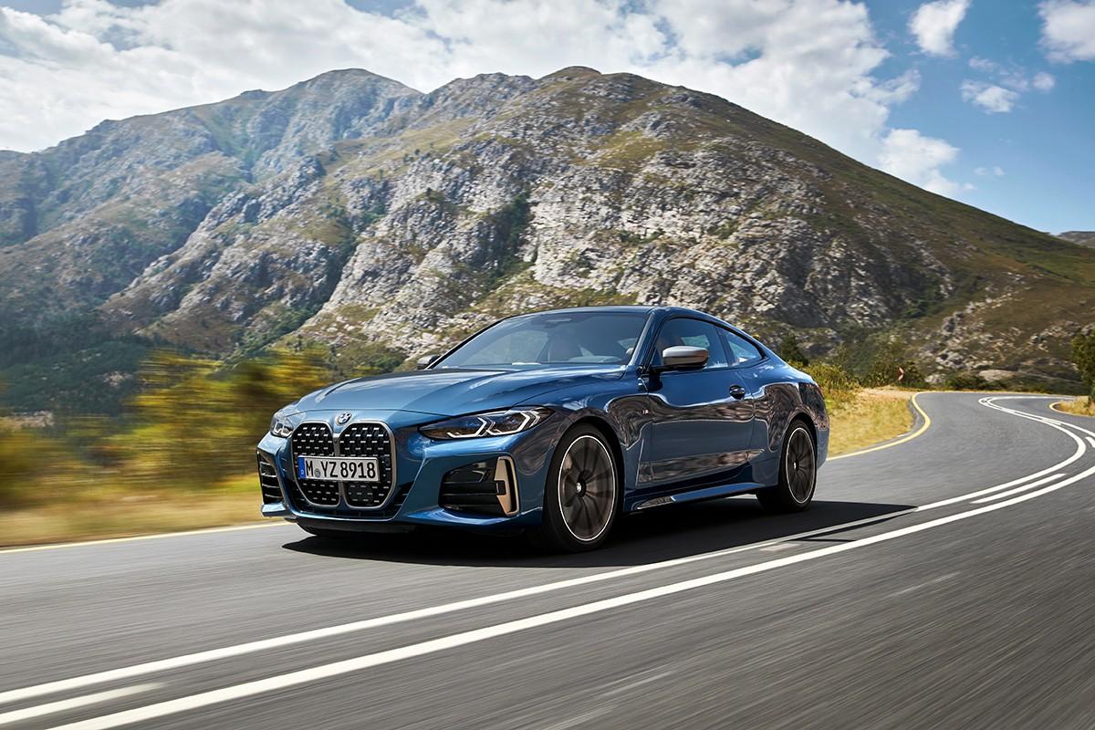 Nou BMW Sèrie 4 Coupé