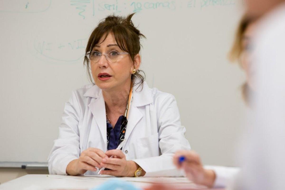 La Dra. Yolanda Cuesta és directora i gerent de la Fundació Assistencial MútuaTerrassa.