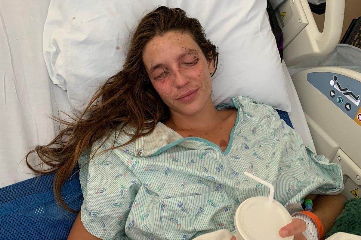 La Marta està ingressada a l'hospital de Seattle