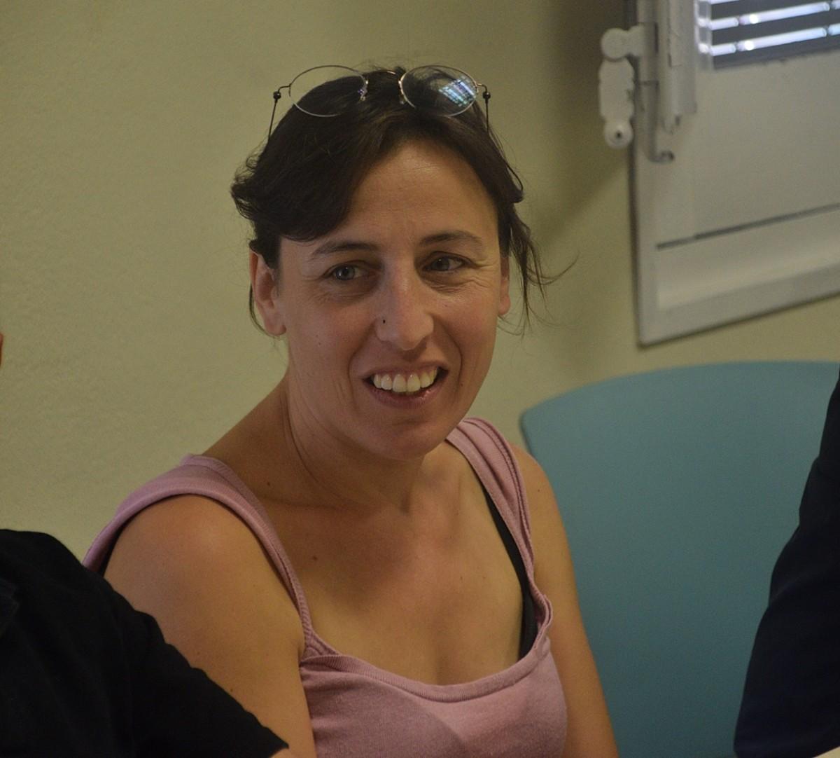 La regidora de Guanyem Girona, Laia Pèlach.