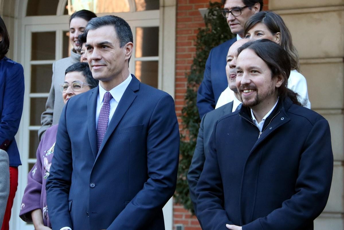 Sánchez i Iglesias en una imatge d'arxiu