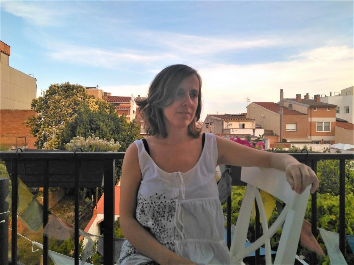 La Marta Ubach té 46 anys i fa tres mesos que té fatiga i ofecs.