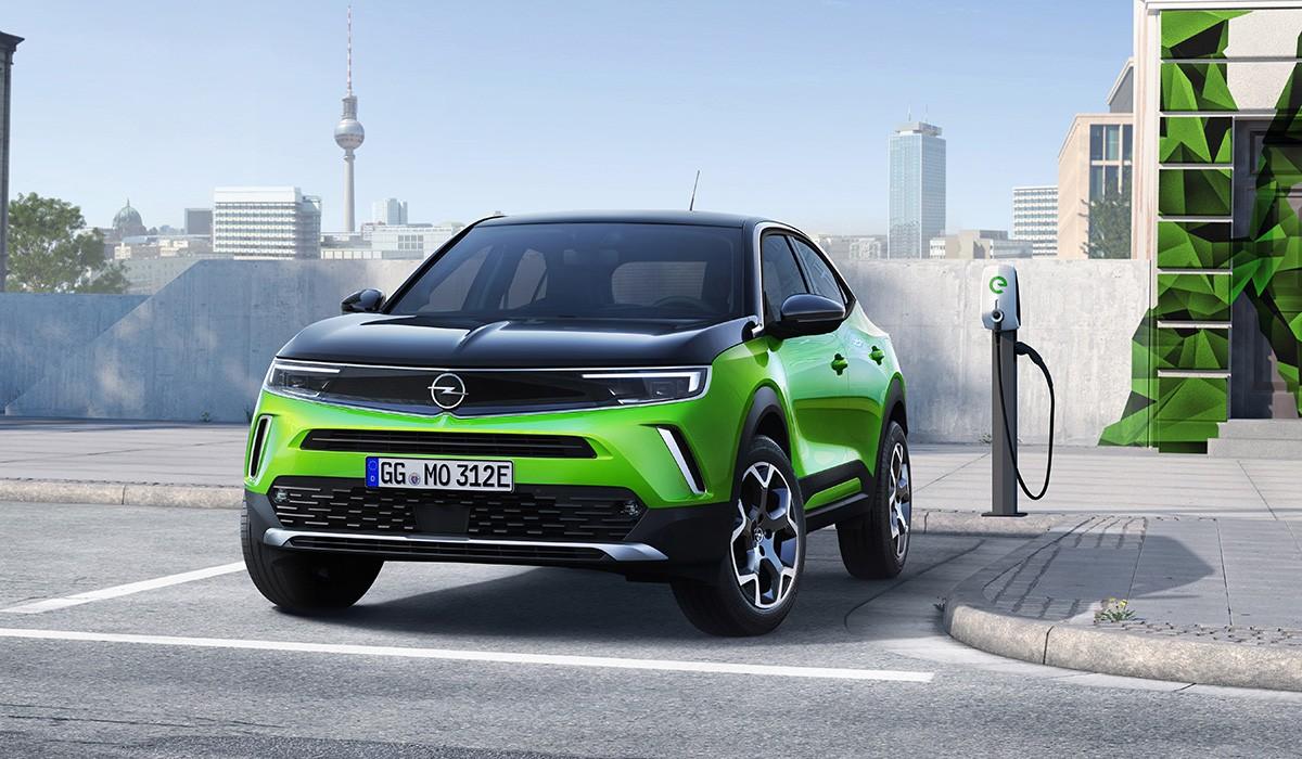 Nou Opel Mokka