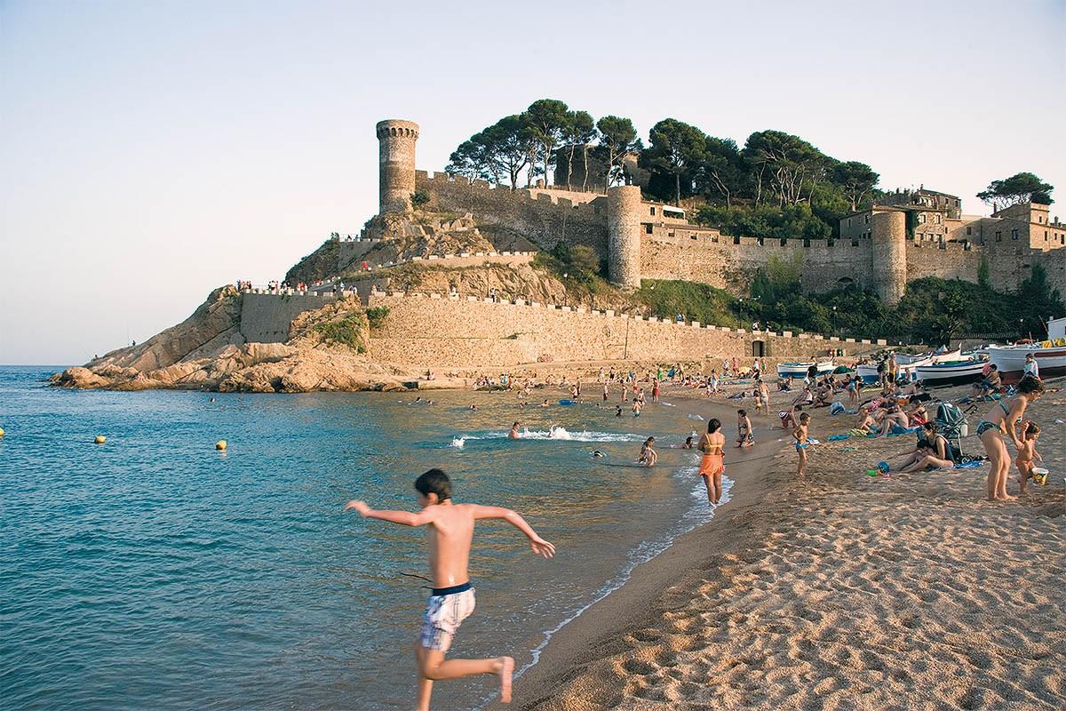 Tossa de Mar, una vila marinera amb encant