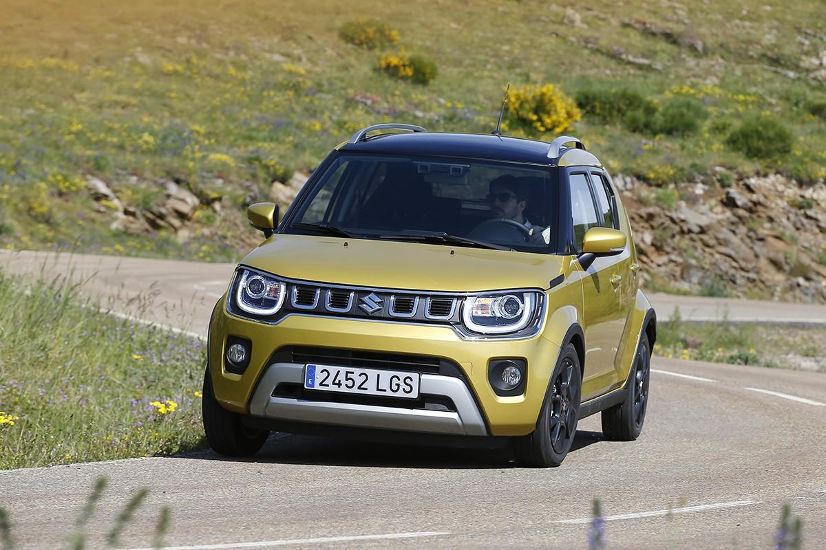 El nou disseny de l'Ignis profunditza el seu caràcter SUV
