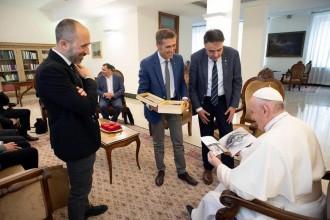 El papa Francesc diu que desitja visitar Manresa el 2022 «si la salut ho permet»