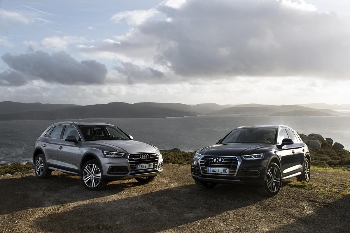 Nous Audi Q5 MildHybrid