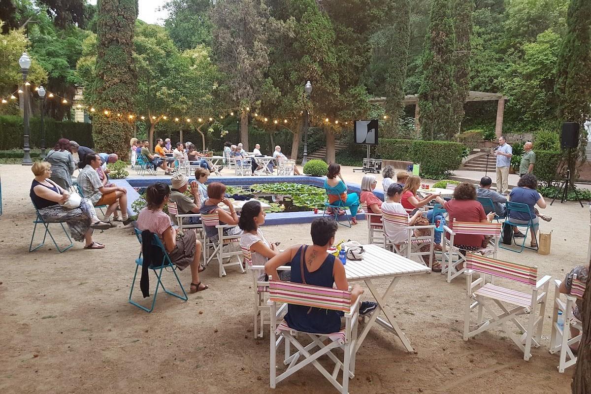 Una sessió del cicle Docs Noctàmbuls