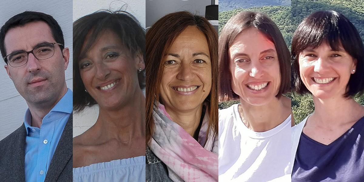 Representants de diverses empreses d'Osona
