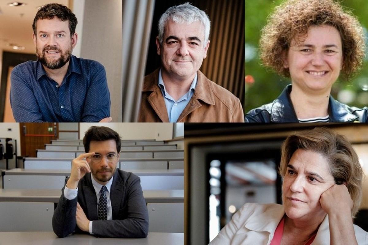 Álvaro, Martí Blanch, Sabata, Aira i Rahola diagnostiquen el futur de JxCat.