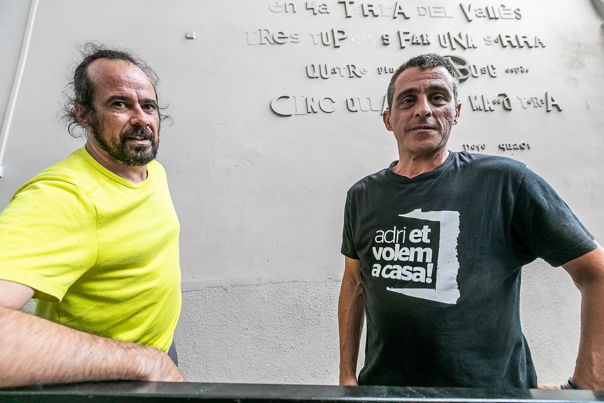 Jordi Ros i Eduard Garzón