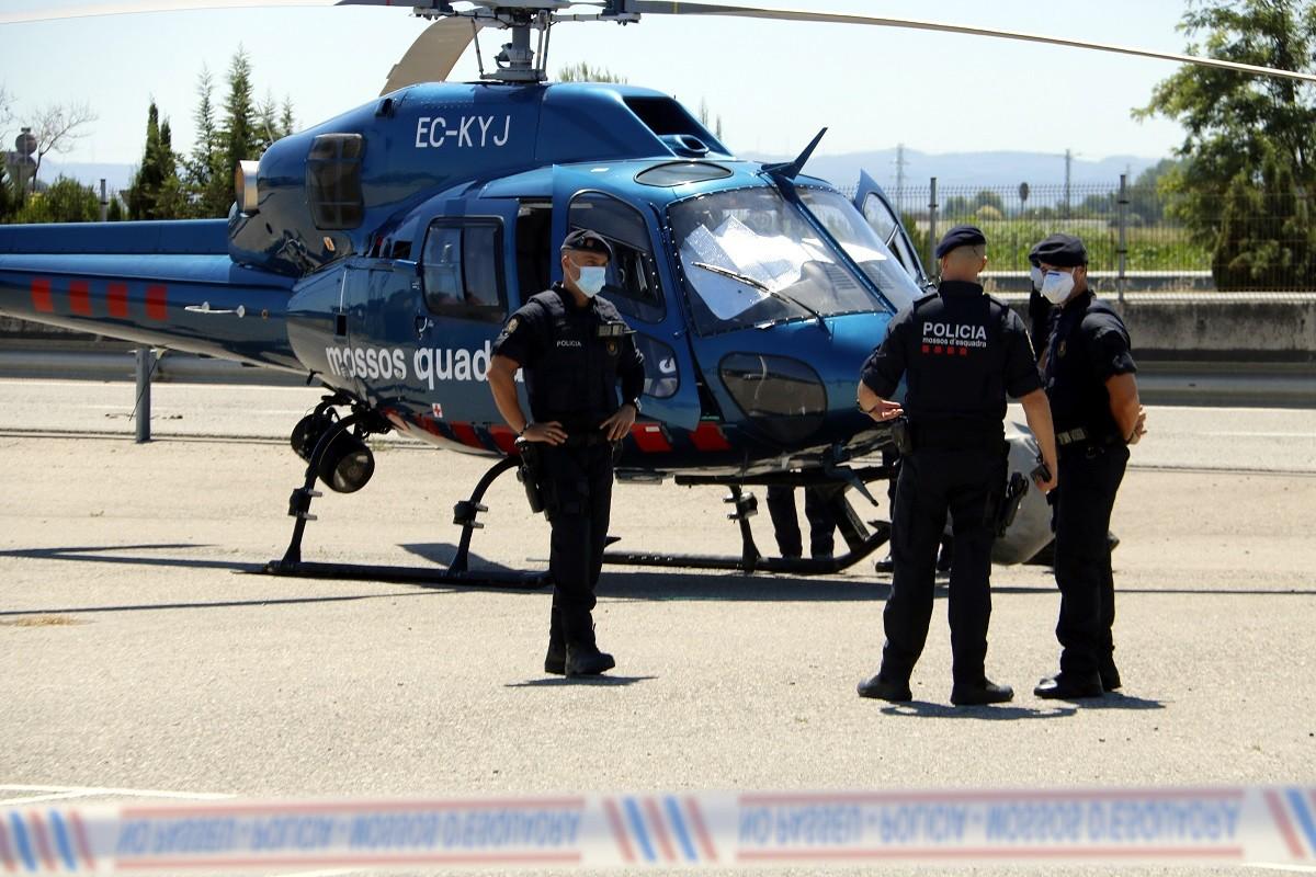 Unitats dels Mossos d'Esquadra desplaçades a la comarca