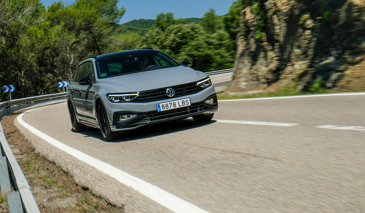 VW Passat Variant R-Line Performance Edition, un familiar d'alta velocitat