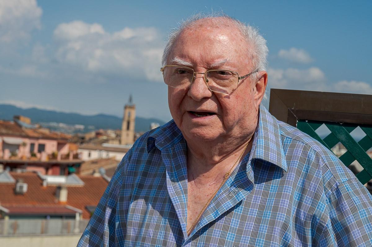 Josep Bullich, en una foto actual.